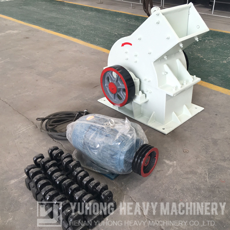 2016 Yuhong Good Price Bottle Glass Hammer Crusher Machine