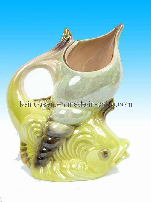 새로운 디자인 가정 훈장을%s 세라믹 물고기 화병 – 새로운 ...