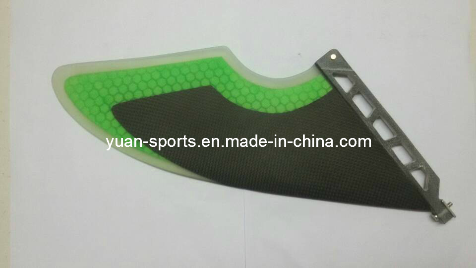 Honeycomb Glassfiber 8′′ 10′′ Surf Fin for Surfboard, Paddle Boards