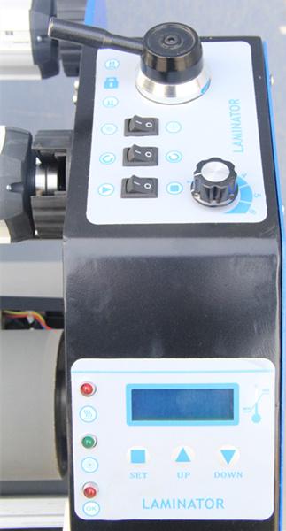 (MF1700-M1+) Full Auto 1.63m Heat Assist Cold Laminator