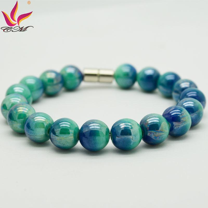 Newest Design Tourmaline Bracelet for Health Care