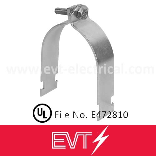 Evt Steel Pipe Strut Clamp