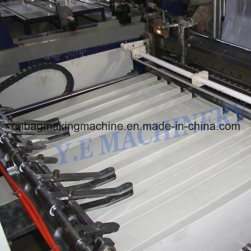 Double Layer 4 Lines T-Shirt Shopping Bag Making Machine (LQ)