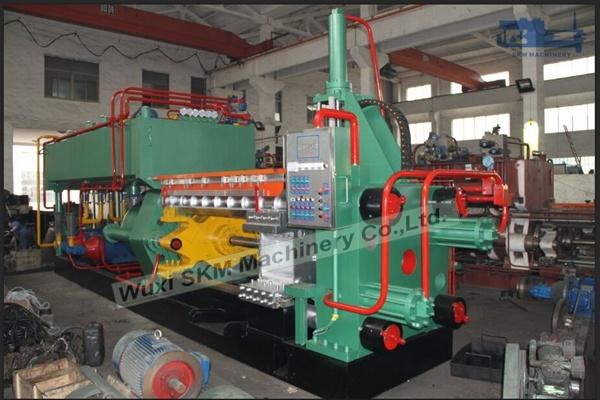 Effieient Hydraulic Extrusion Press with Rexroth Pump