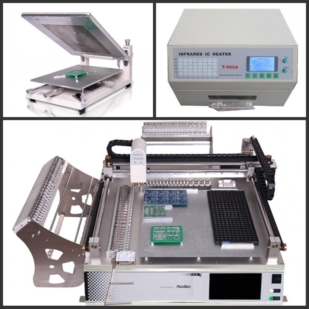High Precision SMT Production Line, Pm3040, TM245p-Adv, T962A