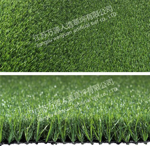 Customized Natural Looking Landscape Atrificial Grass for Garden Balcony