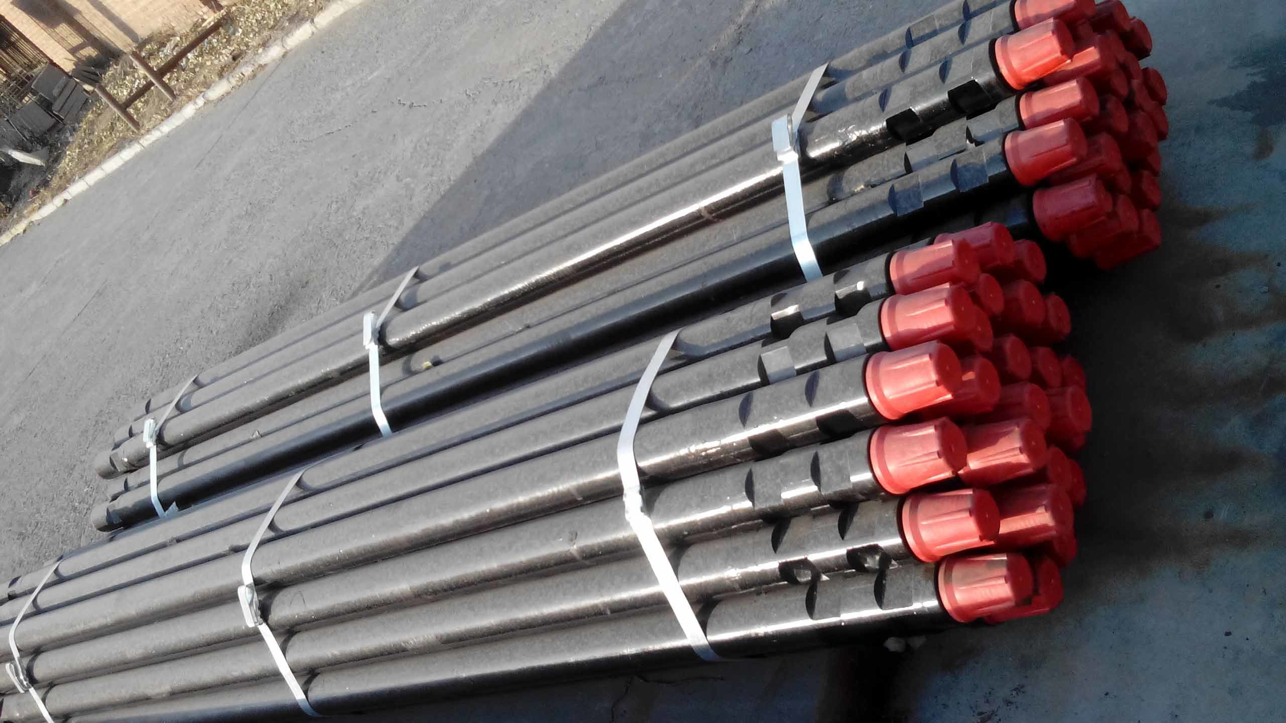 89mm Water Well Drill Rod Minig Drill Pipe