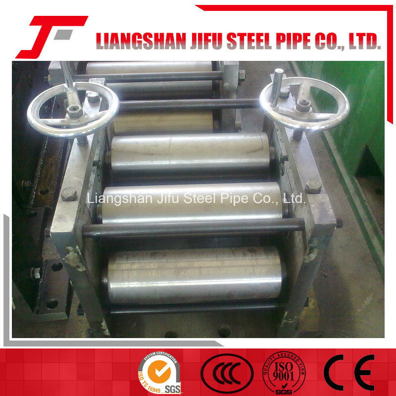 Steel Welded Pipe Mill Line