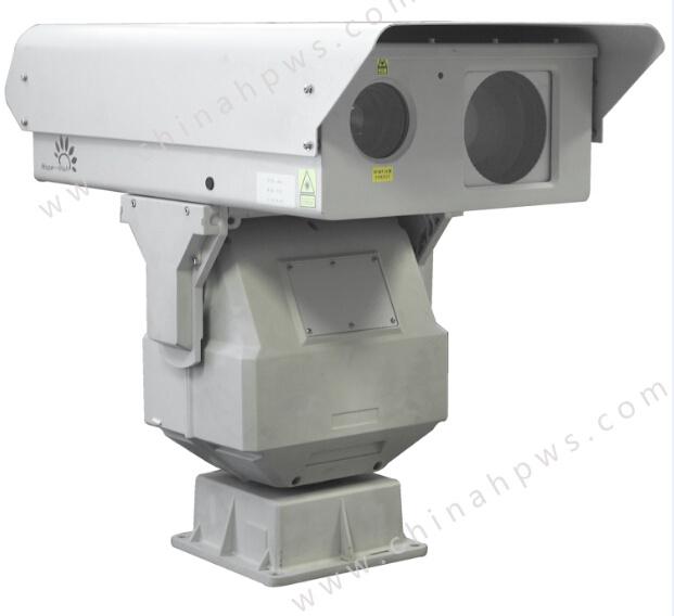 Long Range PTZ Outdoor IR Laser Night Vision Camera/ up to 3km Night