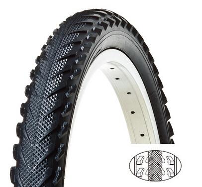 China Mountain Bike Tire 26X2.125 (57-559) in High Quality