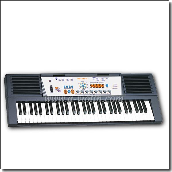 61 Keys 8-Grade Master Volume Control Electronic Keyboard (MK-2067A)