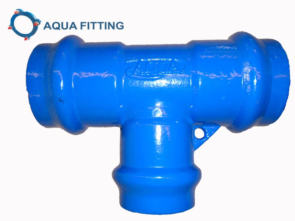 Ductile Iron Fitting Socket for PVC Pipe En545