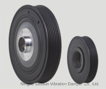 Crankshaft Pulley / Torsional Vibration Damper for Renault 8200523072