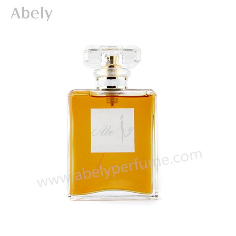 Bespoke Perfume Bottles Branded Perfume From Chinese Factory