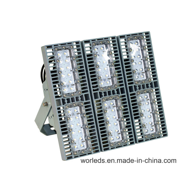 400W LED Modular Outdoor High Bay/Flood Light