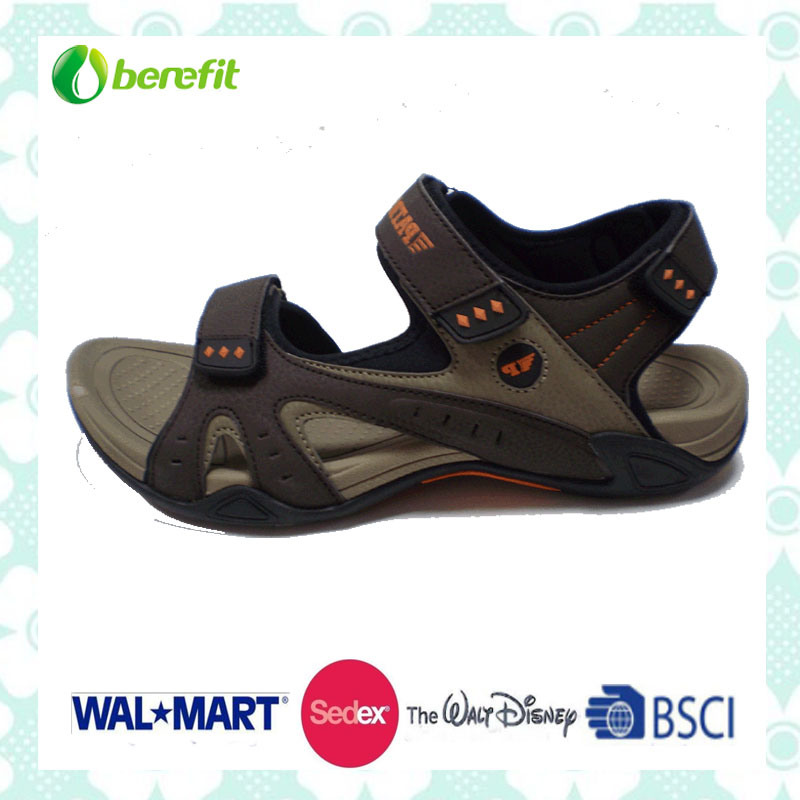 Special PU Upper Design, TPR Sole, Sporty Sandals