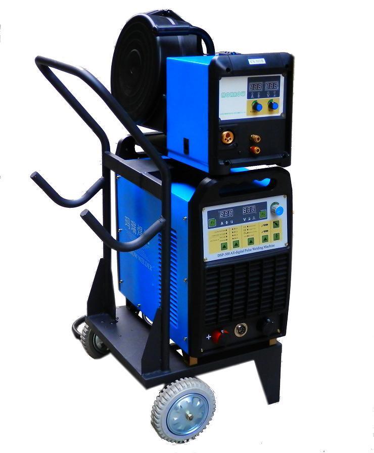 Hi-Speed Pulse MIG Welding Machine