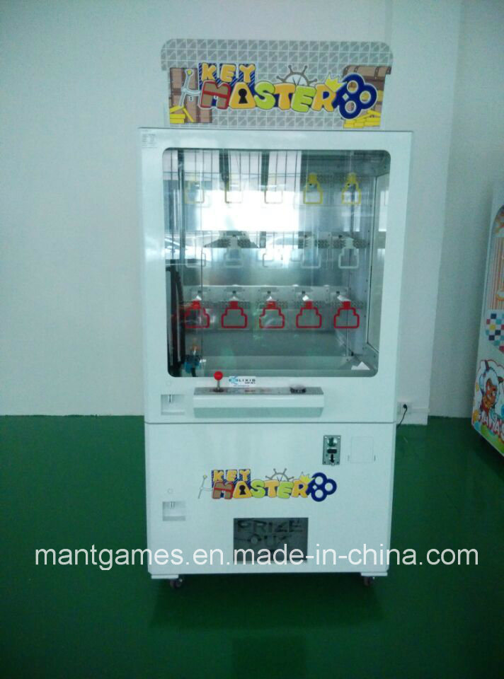 Prize Key Master Game Machine Vending Game Machine