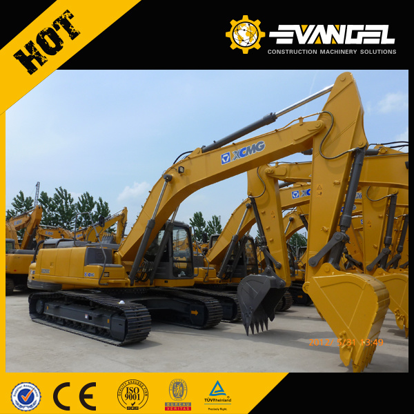 China xcmg 68ton big excavator xe700 photos pictures made in - 1m3 en tonne ...