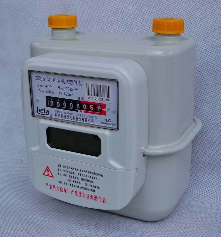How To Determine Natural Gas Meter Size