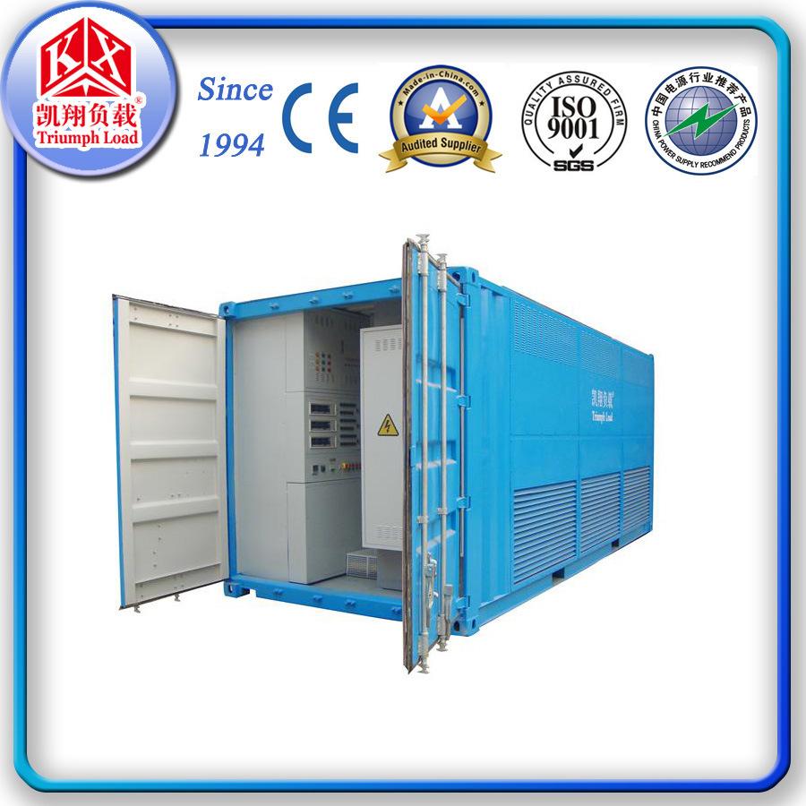 380V 2500kVA AC Load Bank for Diesel Generator Test