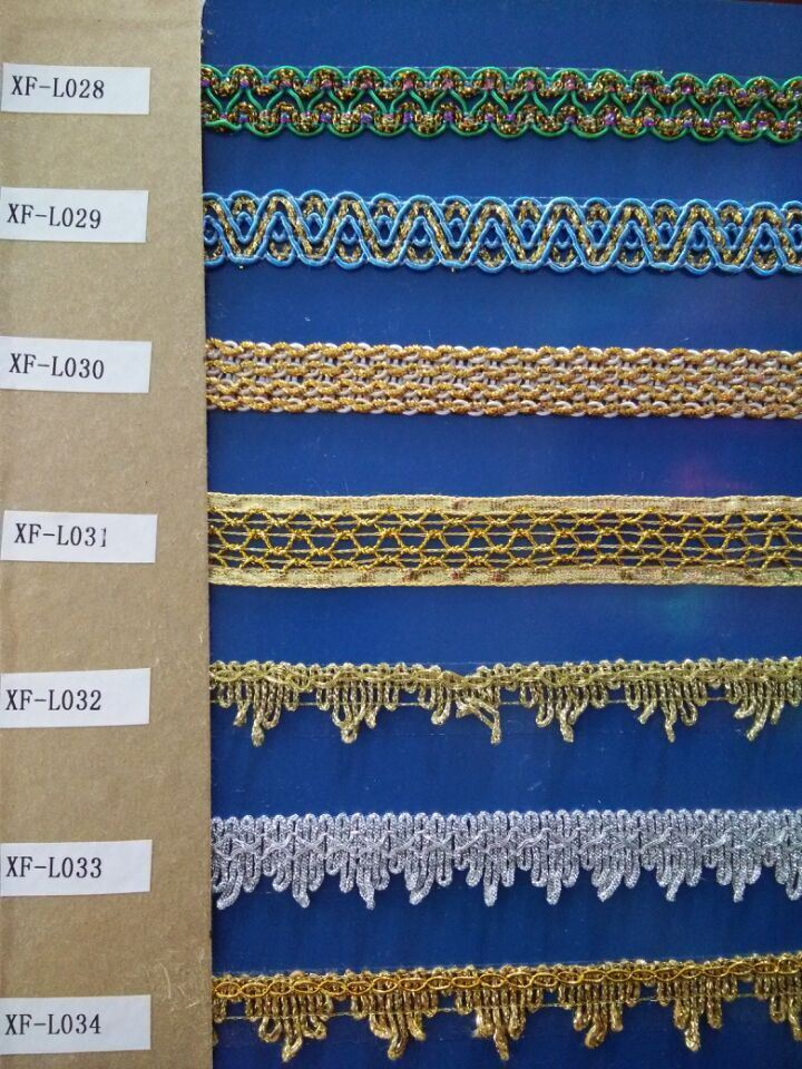 Fashion Ribbon for Curtain/Table Cloth