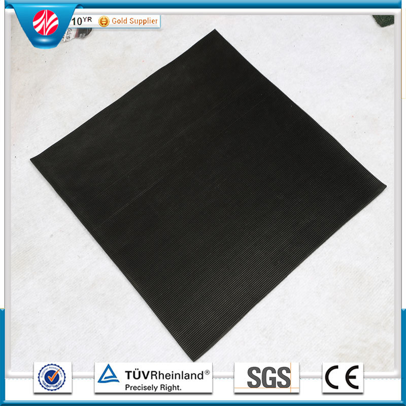 Shockproof Industrial Anti-Slip Diamond Rubber Sheet