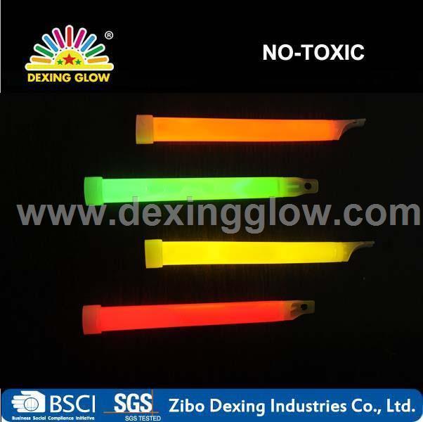 "Glow Items- Customized Shape- 6"" Light Stick"