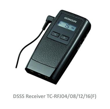 Fs-Fhss Wireless Interpretation System (TC-RFJ04S/08S/12S/16S)