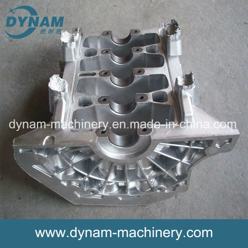 OEM Machinery Part Aluminium Alloy Low Pressure Die Casting