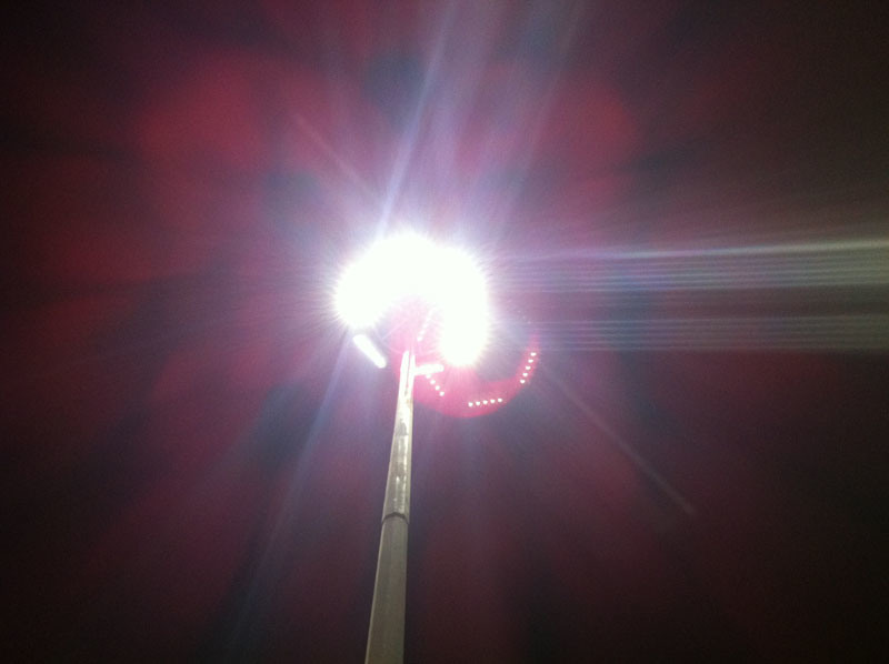 200W LED Flood Light with Bridgelux Chip Meanwell Driver CE RoHS