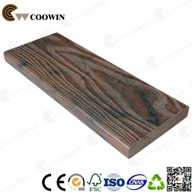 China Outdoor Composite Plastic Looks Like Wood Flooring   China .