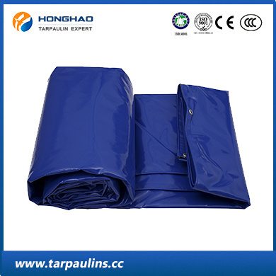 High Strength PVC Knife Coating Waterproof Tarpaulin/Tarp