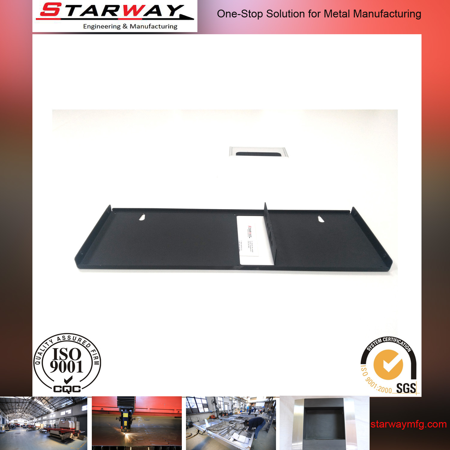 Stamping Parts Factory Aluminium Stainless Steel Metal Fabrication