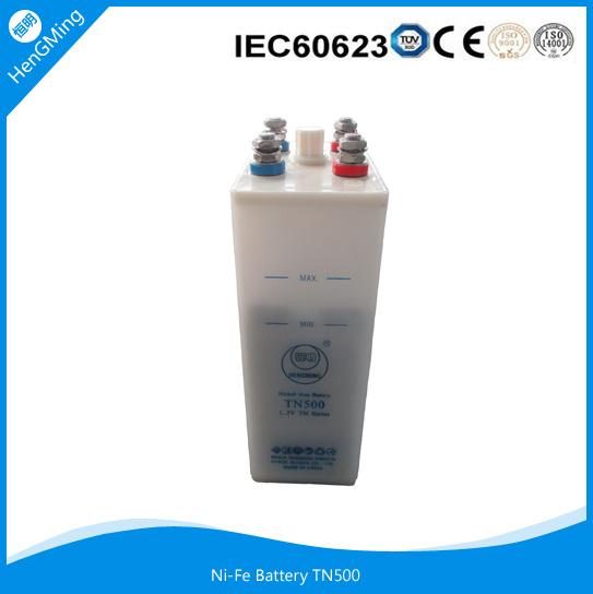 Nickel Iron Battery/ Ni-Fe Battery 12V 24V 48V 500ah Solar Batteries for Sale