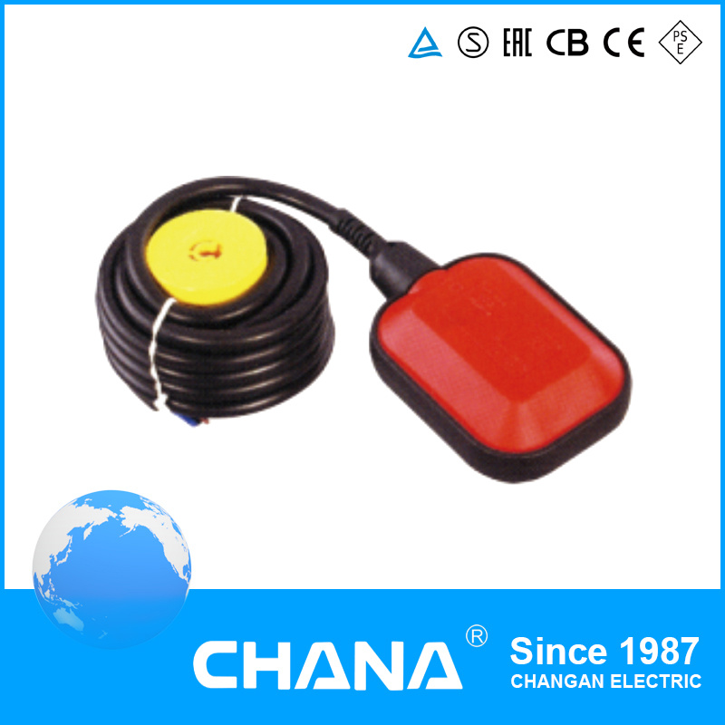 CE and RoHS Approval Vertical Installation Ball Level Float Switch