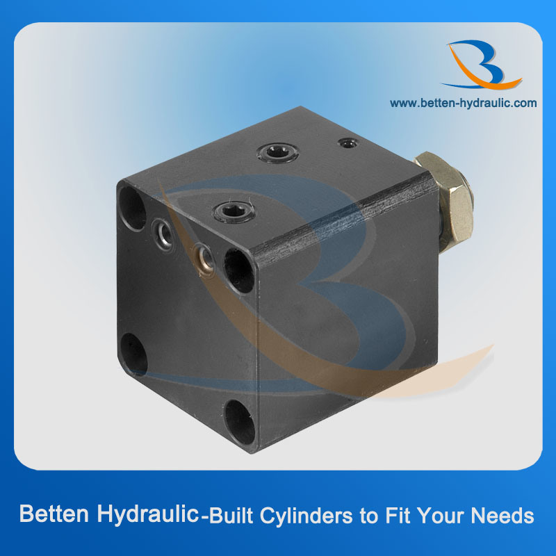 16MPa Hydraulic Oil Compact Cylinder