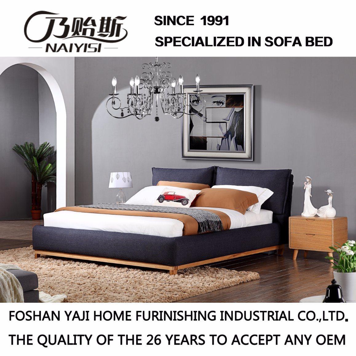 Bed Home Hotel Furniture Bedroom Set Modern Furniture, Fb3076