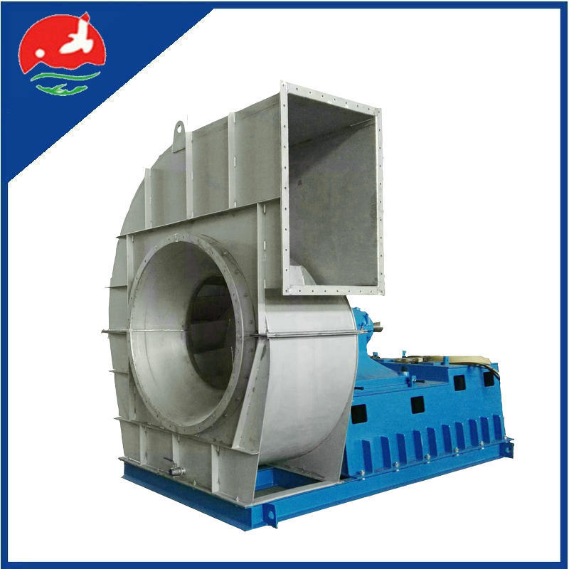 Y4-73 Series High Pressure Centrifugal Fan for Paper Making