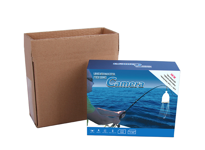 Underwater Fishing Camera with 3.5′′ Digital LCD Screen 7H