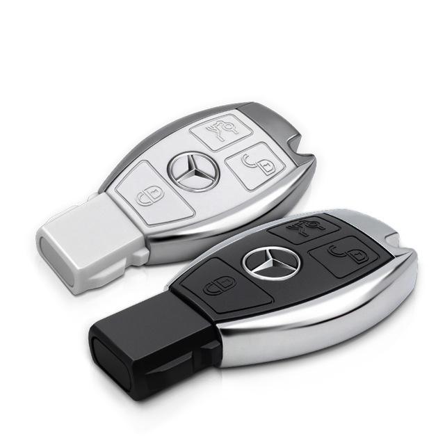Wholesale Creative Luxury Car Key USB Flash Drive Personality Simulation