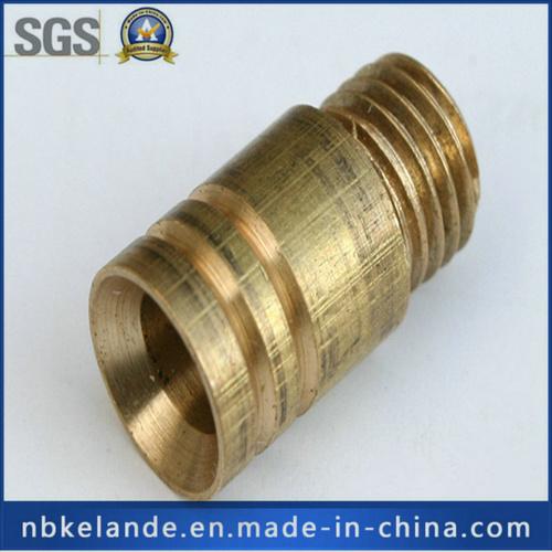Brass Custom Made CNC Machine Part