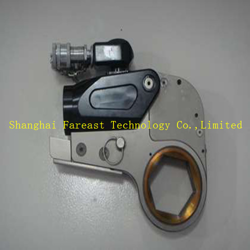 Ultrathin Hollow Hydraulic Torque Wrench Tools/Bolts Equipment