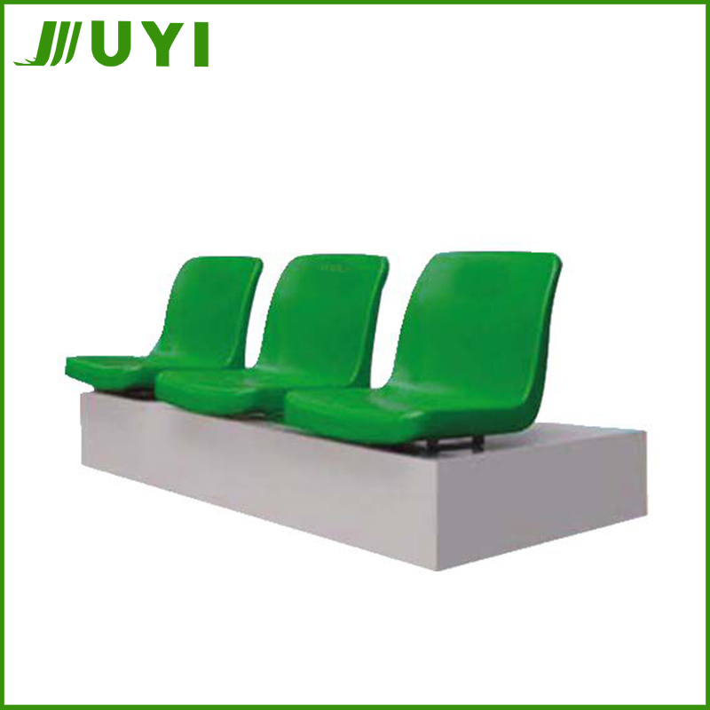 Best Sale Indoor/Outdoor Race Court Chair Audiance Seats Plastic Stadium Blm-2711