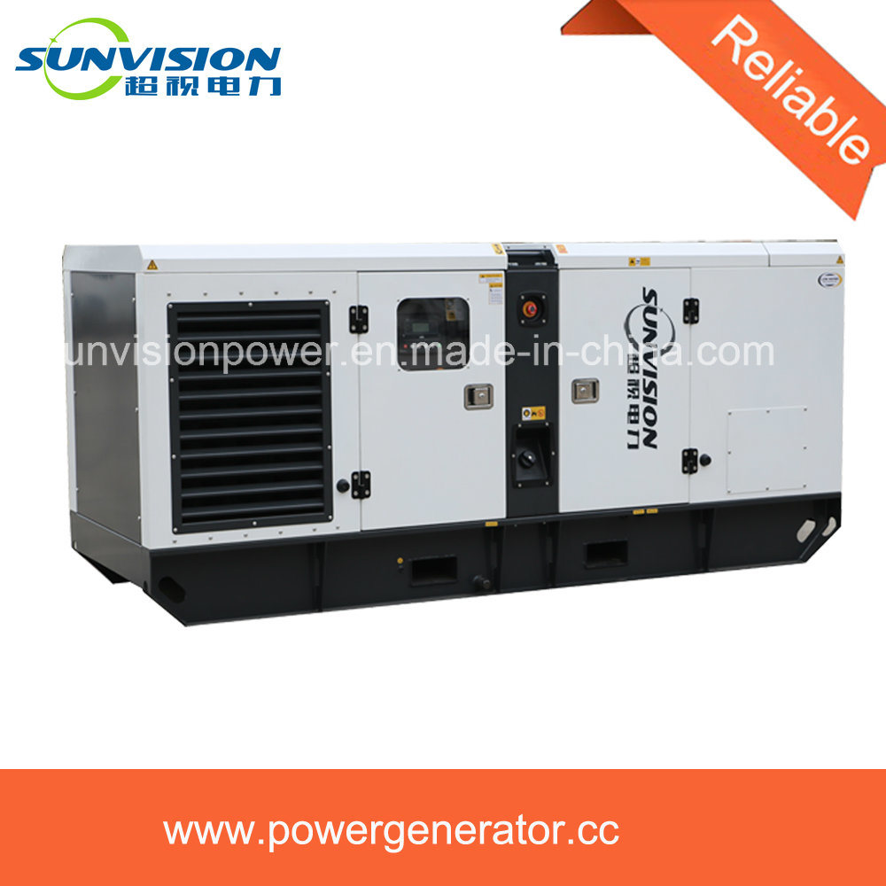 50kVA Super Silent Genset Driven by Cummins Engine (SVC-G55)