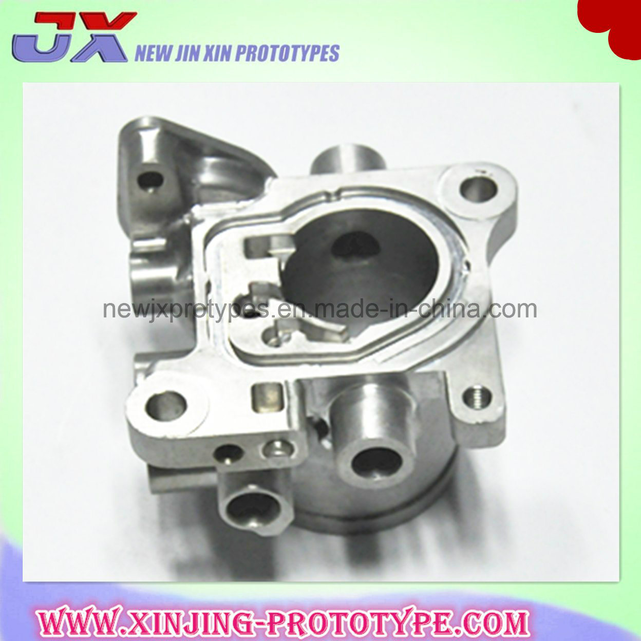 Custom Aluminum CNC Machining Parts High Precision Lathe Turned Parts