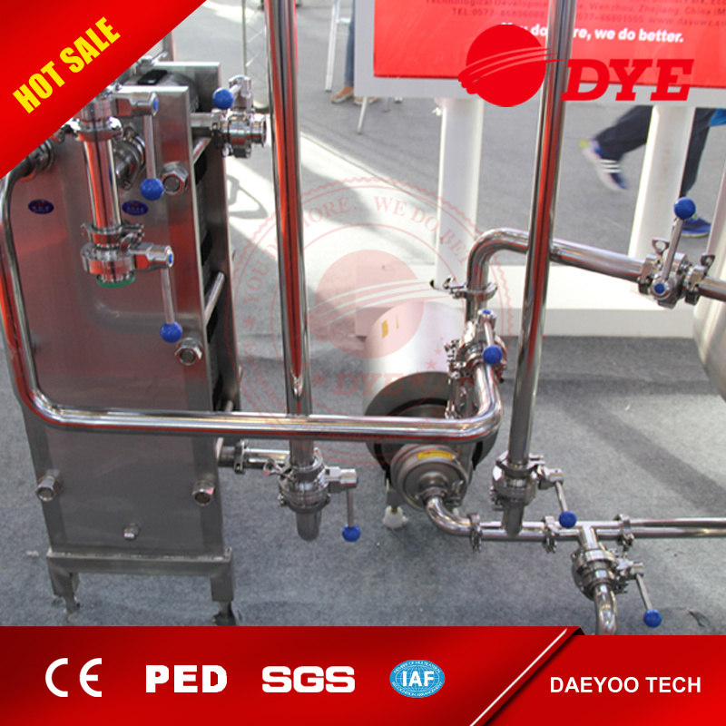 Commercial Stainless Steel Craft Beer Brew Brewery Equipment Machine