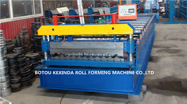 Wall Sheet Panel Roll Forming Machine