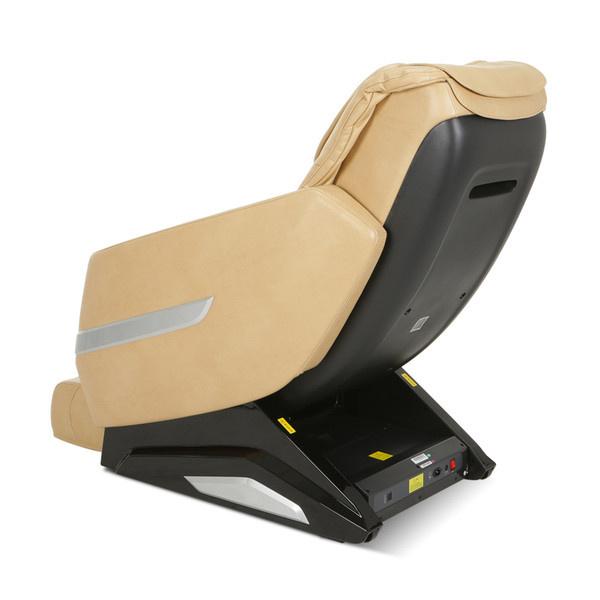 L-Shape Feet Rolling Massage Chair 4 Wheels Rt6162