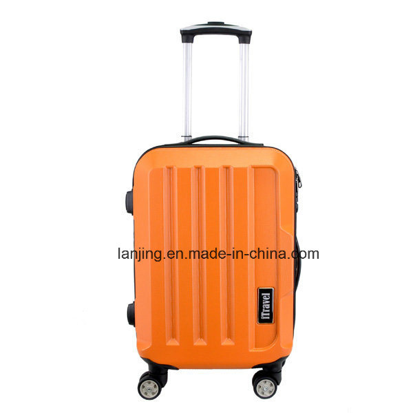 ABS Fashion Gorgeous Solid Hard Luggage